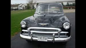 1950 Chevy Styleline Deluxe - full restoration - YouTube