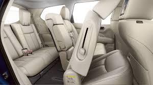 2015 nissan pathfinder interior. nissan pathfinder platinum shown in perforated almond leather with ez flex seating system 2015 interior f