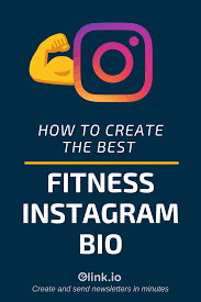 How To Create The Best Fitness Instagram Bio With Examples