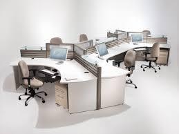 office workstation desks. fine desks adjustable standing desk office computer desks workstations stand up  workstation 3 person inside
