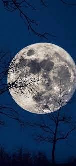 1125x2436 Full Moon Iphone XS,Iphone 10 ...