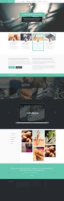 best ideas about website templates salon infusion website template