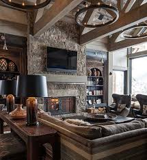 Small Picture Best 25 Rustic family rooms ideas on Pinterest Cabin family