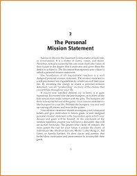 examples of personal mission statement essay research proposal  personal mission statement essay example for