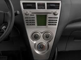 Image: 2008 Toyota Yaris 4-door Sedan Auto (Natl) Instrument Panel ...