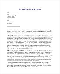 Sample Letter Of Intent 47 Examples In Pdf Word