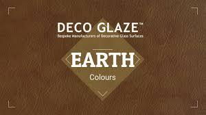 Deco Glaze Colour Chart Deco Glaze Earth Colour Range
