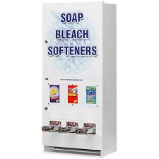 Laundry Vending Machines For Sale Classy Three Column Laundry Soap Vending Machine