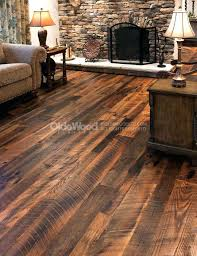 distressed oak reclaimed flooring wide plank floor wood rustic floors open architectures meaning