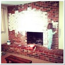 painting fireplace brick painting red brick fireplaces painting fireplace brick painting red brick fireplace white painting