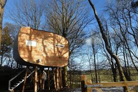 Tree Houses From The Past Into The Future U2022 Nifty HomesteadTreehouse Scotland