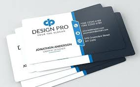 Corporate Business Card Free Download Visiting Design Psd File World