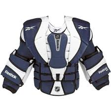 Reebok 9k Goalie Chest Arms Senior