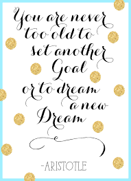 New Year Goal Setting Quotes