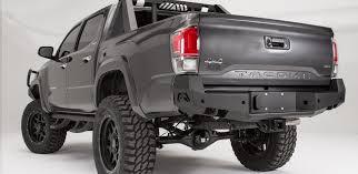 Premium Rear Bumper - Fab Fours | Tacoma upgrades | Pinterest