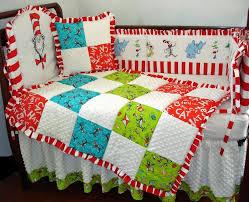 dr seuss baby bedding sets
