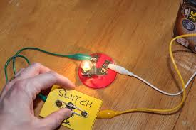 simple electric motor with switch. Simple Electric Motor Science Project Cubangbakinfo With Switch T