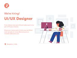 Hire Brand Designers Hiring Ui Ux Designer By Tarun Babu On Dribbble