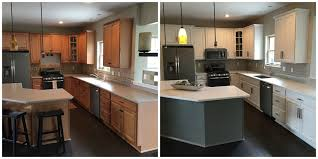 cincinnati cabinet painting upgrade existing kitchen cabinets