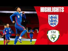 <b>England</b> 2-0 France | Goals & Highlights - YouTube