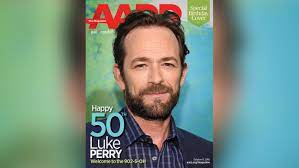 AARP salutes Luke Perry at 50, reminds ...