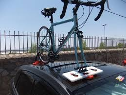how to make a and reliable suction based bike rack for your car macgyverisms wonderhowto