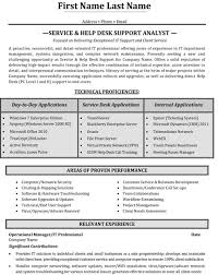 Cover Letter : Service Help Desk Support Analyst Resume Sample ... Cover Letter:Service Help Desk Support Analyst Resume Sample Help Desk Support Resume Sample Template