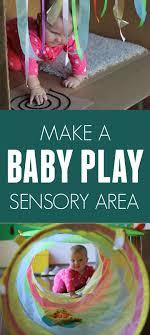 Baby Play Area Easy Baby Sensory Play Area Ideas Baby Sensory Sensory Play And