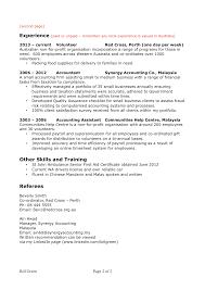 List Of Accounting Skills Resume Oneswordnet