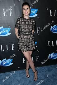 Elizabeth Shapiro arrives ELLE Women Comedy Event Editorial Stock ...