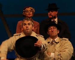 The 39 Steps - Lunacy, hilarity and charm