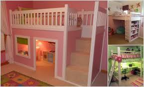 Diy kids room Room Decor Amazing Interior Design 10 Amazing Diy Loft Bed Designs For Your Kids Room