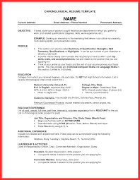 What Is A Job Resume Good Resume Format