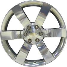 Trailblazer Bolt Pattern Stunning CHEVROLET TRAILBLAZER Wheels Rims Wheel Rim Stock Factory Oem Used