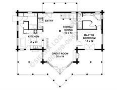 Log Cabin Floor Plans Western North Carolina  Architecture Plans Cabin Floor Plans