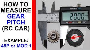 Rc Gear Calculator
