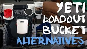 yeti loadout bucket alternatives the