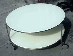 ikea coffee table on wheels side table with wheels round coffee table collectibles sold white on ikea coffee table on wheels