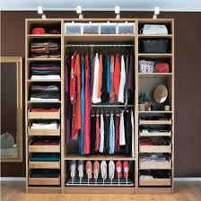 Wardrobe Interior Designs Style Cool Inspiration Design
