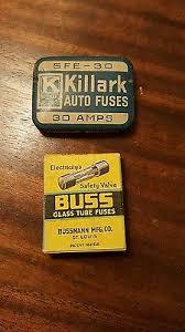 fuse tin zeppy io vintage killark and buss 30 amp fuses box and tin