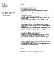 Engineer Resume Template Network Sample Cv Engineering Pqm Sevte