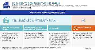 blue cross health insurance quote tax information
