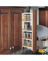 Rta Wall Filler Pull Out With Adjustable Shelves Fits Best In