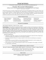 Payroll Resume Template Resume Templates Payroll Project Manager Sample Example Benefits 1