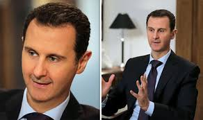 Syria news: How Syrian monster Assad relaxes by listening to PHIL ...