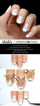 28 Brilliantly Creative Nail Art Patterns - DIY Projects for Teens