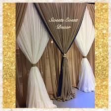 Snugglers Furniture Kitchener Elegant Wedding Draping Decor By Sweets Event Decor Tent