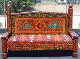 Hand Carved U0026 Hand Painted Bench  For The Home  Pinterest Hand Painted Benches