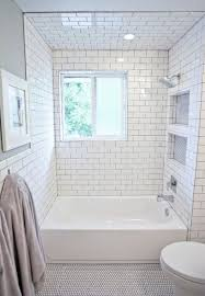 Beautiful subway tile bathroom remodel renovation Tub Shower 15 Beautiful Small White Bathroom Remodel Ideas Bathrooms Subway Tile Small Bathroom Subway Tile 15 Beautiful Small White Bathroom Remodel Ideas Bathrooms Subway