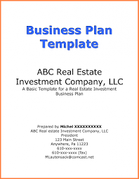 Business Proposal Cover Page Business Plan Cover Page Template Word 1 Elsik Blue Cetane